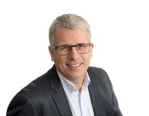 TAR OVER: Furnesingen Bjørn Lien går inn som fungerende ytelsesdirektør i Nav. Lien er nå direktør i Nav Innlandet.