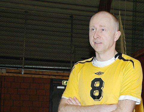 SØKER REKTORJOBB: Frode Gabrielsen (51). ARKIVFOTO
