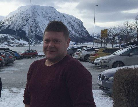 HAR TRUA: Ordførar Roy Egil Stadheim prøver å få til eit møte med Nye Veier måndag.