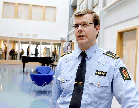 AKTOR: Politiadvokat Vegard Rosenvinge Lauvdahl var aktor i saken mot 19-åringen, som nå er frifunnet for andre gang.