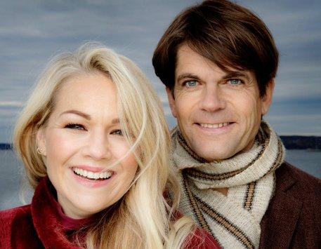 TV-aktuelle Maria Haukås Mittet og Lars Bremnes kommer til Braatthallen 6. april.