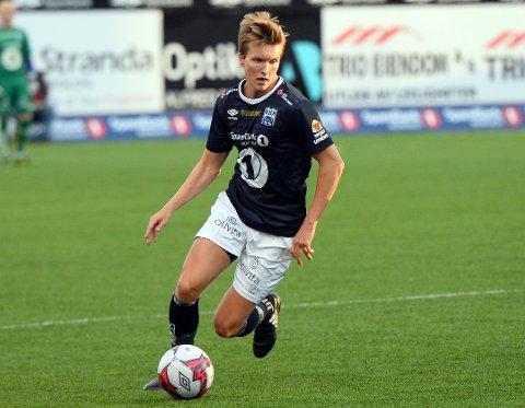 Jesper Isaksen går fra KBK til Stabæk.
