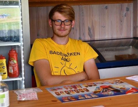 Eirik Christiansen Oland har mye å passe på i sommer.