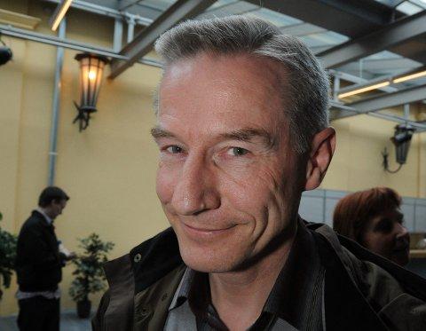 ANNO 2010: Arild Øksnevad har hovedæren for at ungdommene fra Nittedal Sjakklubb alltid hevder seg i turneringer utenfor bygda.