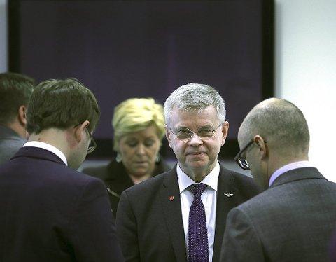 Eks-ordfører Ole Hjartøy leder arbeidet med å finne en ny ordførerkandidat for Bodø Høyre foran valget i 2019.