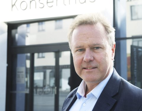Tidligere direktør Rolf-Cato Raade har fått en saftig sluttpakke fra stormen konserthus. Foto: Helge Grønmo
