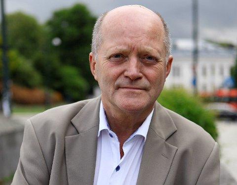 Skribent og forfatter Asbjørn Ludv Stavem