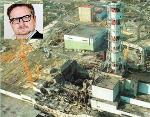 Eksplosjonen i reaktor nr. 4 i Tsjernobyl var en av hovedårsakene til Sovjetunionens fall.