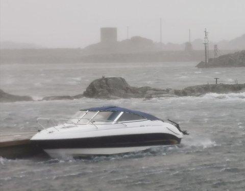 Båten til Remi Magne Andersen, en «Bella 640dc», ble stjålet i Stamsund natt til torsdag. Torsdag morgen ble båten funnet i Lødingen.
