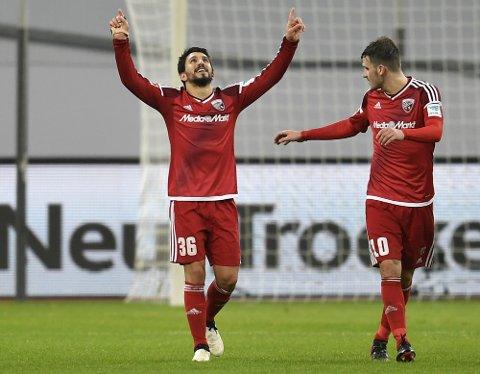 Ingolstadt og Almog Cohen rykket ned fra 1. Bundesliga sist sesong. Etter en litt skjev start på sesongen, har de nå kommet i gang.