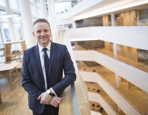 Administrerende direktør Jan Erik Kjerpeseth har blitt belønnet med solide bonuser for sin innsats i Sparebanken Vest.