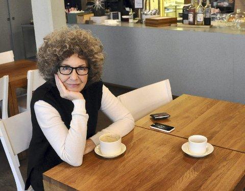 På litteraturhuset: Kristin Helle-Valle og Litteraturhuset har søkt om midler fra gaveforsterkningsordningen tre                 ganger, men må vente på tur.arkivfoto