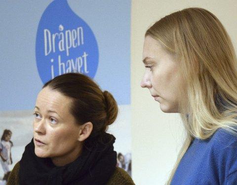 Lege Hanne Heszlein-Lossius og sykepleier Marthe Valle mener Norge må gå i bresjen for å hente ut flyktninger fra Moria-leiren. – Uaktuelt, svarer justisministeren.