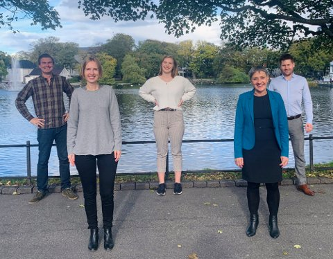 Listetopper: Iselin Nybø skal lede Venstre sitt lag i valgkampen for stortingsplasser i 2021.