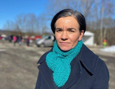 Gunn Cecilie Ringdal er ordfører i Lier. Nå ber hun om lettelser på vegne av egen kommune.