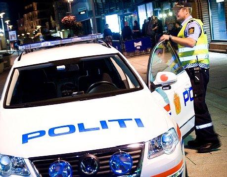 Det er slik Ingjerd Schou vil se polititjenestemenn, ikke bak en kontorpult på et lensmannskontor.