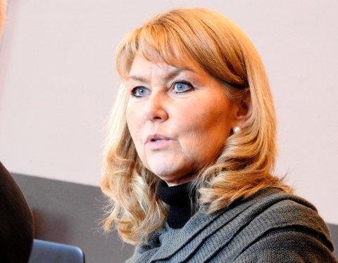 FORNØYD: - En viktig presisering for fjellkommunene, sier Hanne Alstrup Velure, Bjorli, som er leder i Utmarkskommunenes Sammenslutning.