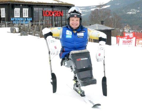 Jesper Saltvik Pedersen, verdens beste paraalpinist, har både VM og Paralympics å se fram mot kommende sesong.