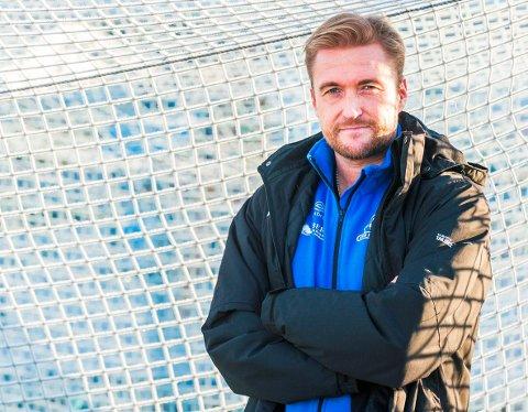 SLUTTER: Glenn Ståhl er ferdig som trener i 1. divisjonsklubben Ljungskile FC.