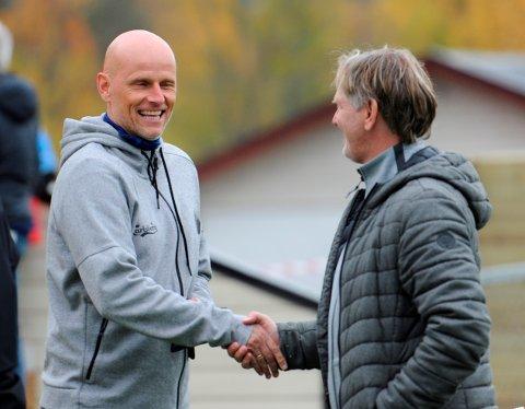 Kent Bergersen er god kompis med Norges nye landslagssjef Ståle Solbakken.