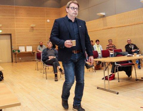 VANT: Rådmann Stian Skjærvik i Hattfjelldal kommune konstaterer i en pressemelding at kommunen i all hovedsak har vunnet fram med sine krav.