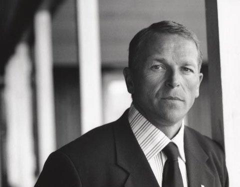 Geir Knutsen, leder Båtsfjord Arbeiderparti