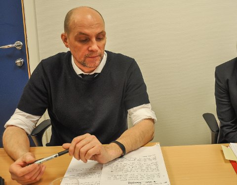 TRAVEL DAG: Øystein Mølmann må møte både Skatteetaten og Lindorff Capital i Hammerfest tingrett torsdag.