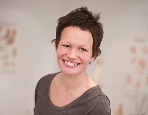 SPENT: Marit Sola er ny frivillighetskoordinator i kommunen og gleder seg til å jobbe mot viktige mål.