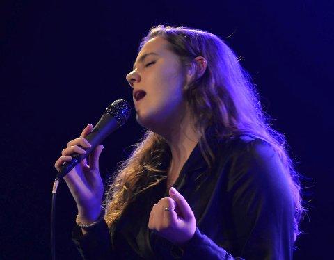 SYNNE HOFF: Kongsberg-sangeren kommer hjem for å synge på Mølla tirsdag 12. februar.