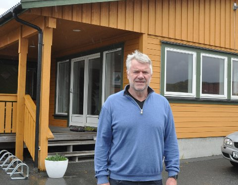 NY SJEF: Geir Johnsen har flyttet hjem for å lede LoVe Utvikling AS. - Det skjer mye spennende i Lofoten og Vesterålen, sier Johnsen.  Foto: Magnar Johansen