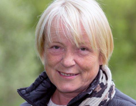 Bente Anita Solås representerer Vestvågøy Høyre