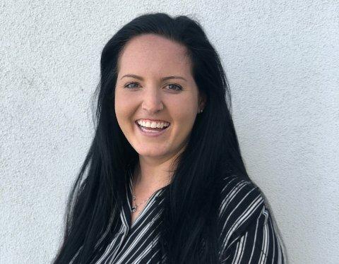 OVERRASKET: Hytteeier Aimee Ryan er overrasket over at det er så mange som vil leie hos henne i sommer.