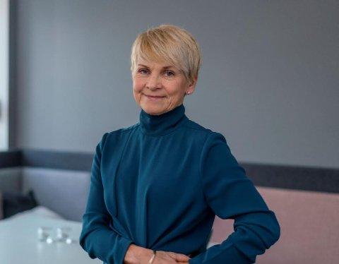 KREVENDE: Konfliktrådsleder Iren Sørfjordmo i Trøndelag medgir at 2020 har vært et krevende år også for Konfliktrådet.