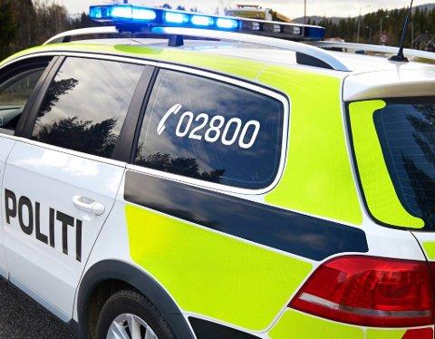 Råkjøring: Politiet holder utkikk etter en sjåfør som ble observert mens han råkjørte fra Vemundvik til Namsos sentrum lørdag.