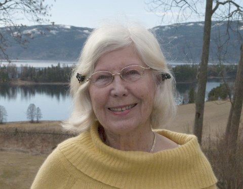 Randi Gerd Skøiens navn er uløselig knyttet til gallerivirksomheten i Galleri Tyra på Storøya.