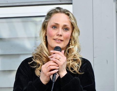 2019: Slik ser Kristin Bjerkerud ut i dag.