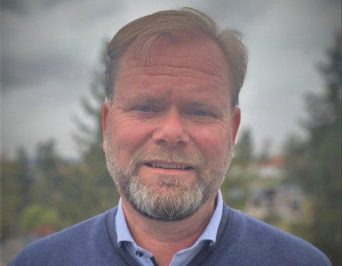 ANSATT: Bent Martini fra Aker blir ny CEO i Kystruten.