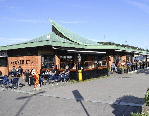 KOMMER HIT: De som vil ha mat laget av Gunnar Hvarnes må ta turen til bryggerestauranten Kokeriet.