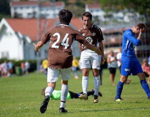 I Valdres FK: Israil Edilsultanov er klar for Valdres FK, etter at han gikk fra Fagernes IL til Raufoss i fjor..