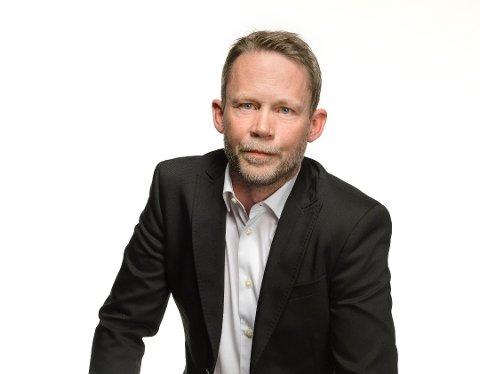 MENER VI MÅ TA KRAFTFULLE GREP: Daglig- og faglig leder i Bufar Kompetanse, Stig Jemterud Solberg.