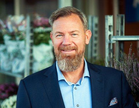SALGSØKNING: – Vi tror på en omsetningsøkning i år sammenlignet med i fjor, sier markedssjef i svenske EuroCash, Henrik Almqvist.