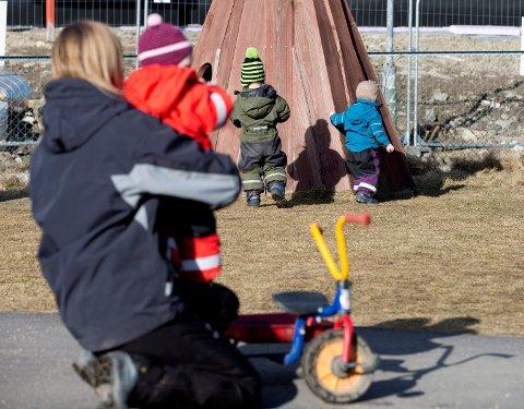 GODT TILBUD: Kommunene har det overordnede ansvaret for at barna har gode barnehagetilbud, skriver Nina Sandberg.
