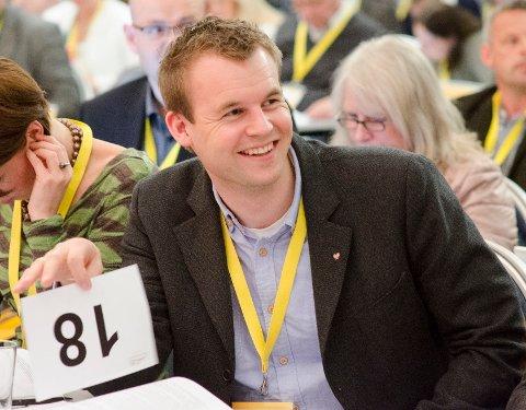 Stortingsrepresentant Kjell Ingolf Ropstad (Krf) vil ha fortgang i utbyggingen av E18. Han mener at skal Risør og Gjerstad sikres en raskest mulig utbygging, så må det skje via regjeringens varslede veiseselskap-satsing. Foto: Ned Alley / NTB scanpix