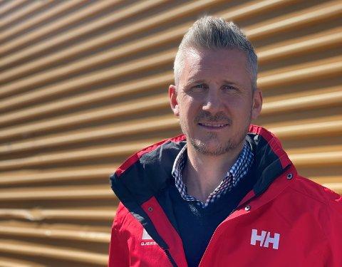 Daglig leder og eier i Gjerstad Products, Tor Kjetilson Moe forteller at det vil bli mange fordeler med den nye konsernstrukturen.