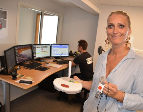 NOMINERT: – Flekkefjord kommune er veldig glade og stolte av å bli nominert, sier kommunalsjef for helse og velferd, Inger Marethe Egeland.