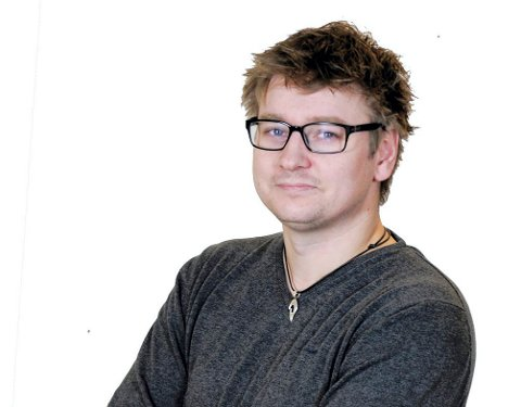 Anders Bergundhaugen er journalist i Avisa Nordland ..