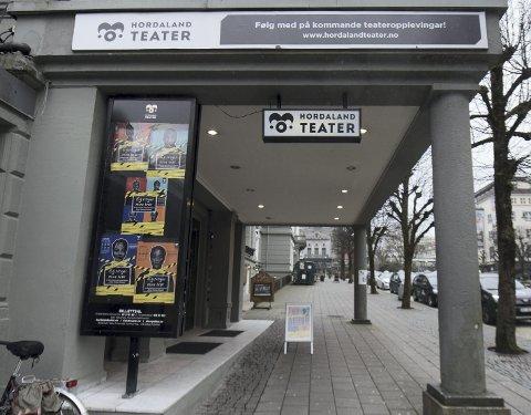 Hordaland Teater er blitt nominert til en Hedda-pris