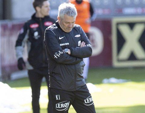 Brann-trener Kåre Ingebrigtsen vil ha inn to nye spillere før seriestarten neste helg. Det skal holde hardt.