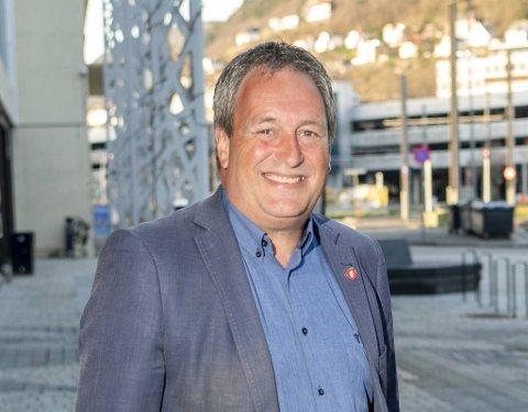 Sigbjørn Framnes fra Stord skal oppdra bergenserne i Fremskrittspartiet.
