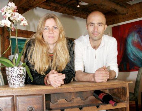 Martha Skåra og Athanasios Bozanis har drevet Ristorante Oliveto siden sommeren 2008. Nå har de også ansvaret for Barbar i Storgaten.